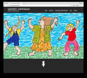 Web Design: Godfrey Coppinger